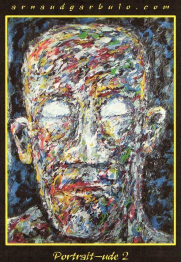 Affiche portraitude 2