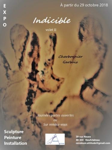 Indicible 2 ceruleum